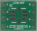 [LISPOL] Adapter uniwersalny LCC8-DIP 0.4 cala