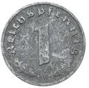 III Rzesza - moneta - 1 Reichspfennig 1942 F