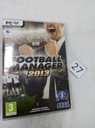 GRA FOOTBALL MANAGER 2013 PLAY STATION 2