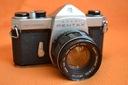 Pentax Spotmatic Super Takumar 1:1.8 55mm M42