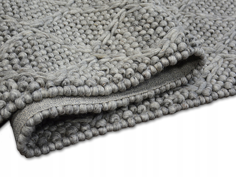 Dywany łuszczów Hills 120x170 Pętelka Wełn Dev953
