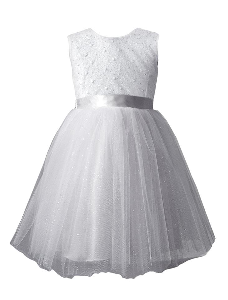 a866019aa1 Sukienka tiulowa tutu komunia wesele druhna 158 7624377932 - Allegro ...