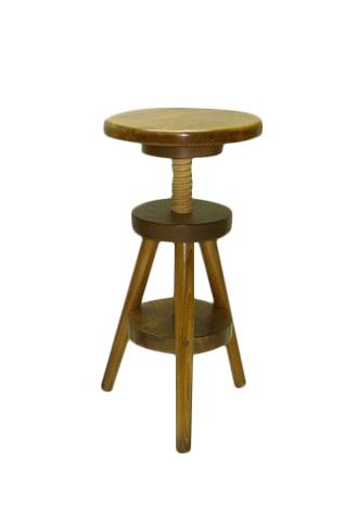 Taboret Regulowany 52 70cm Krzesło Taborety Kolory