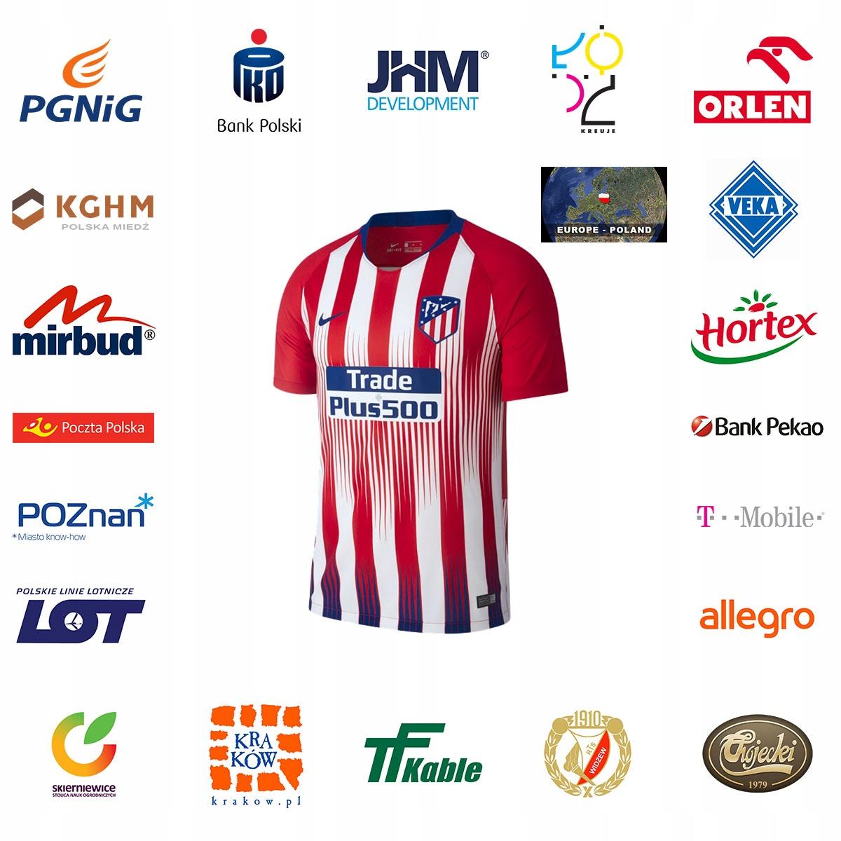 19 20 Bluza, top NIKE ATLETICO MADRYT | sklep internetowy Sportowapolska ceny i opinie
