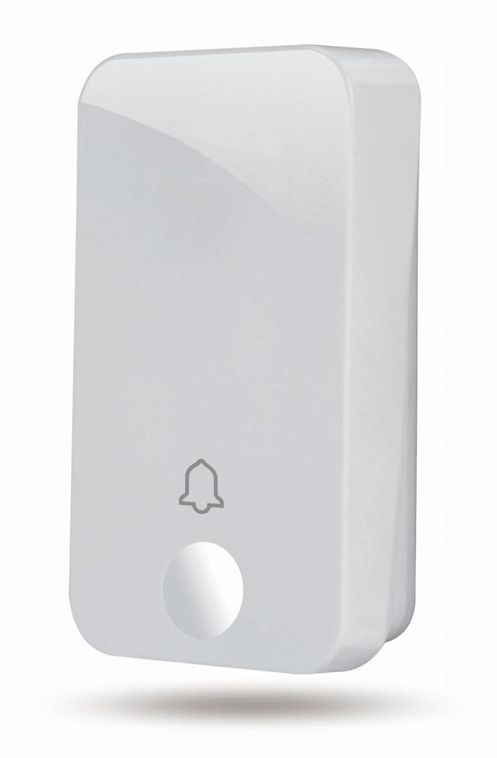Przycisk do Dzwonek Bezbateryjny Bezprzewodowy L-W