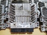 Блок управления мотора MONDEO MK4 1.8TDCI 7G91-12A650-YH