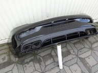 Mercedes Бампер AMG C-klasa w205 205 edition