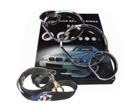 Хром RAMKI на ZEGARY Спидометр DO BMW E46