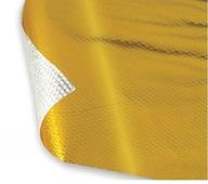 Arkusz termiczny złoty 50x50 termoizolacyjny