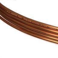 5м+10 наконечников провода кабель тормозной трубка