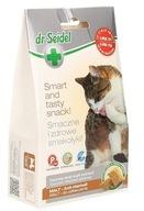 DR SEIDEL Smakołyki dla kotów Malt odkłaczający 50