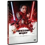 GWIEZDNE WOJNY (Star Wars): Ostatni Jedi DVD film