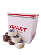 Taśma pakowa klejąca SMART 48x50 30 sztuk