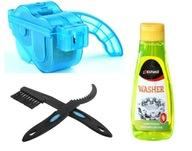przyrząd do czyszczenia łańcucha szczotki szampon