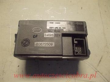alfa romeo 166 98-02 блок управления блок управления pdc 60672509 - фото