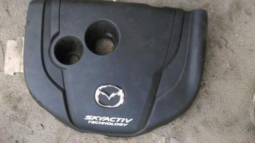 крышка защита мотора mazda 3 2.2 bm дизель 2013- - фото