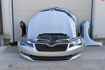 капот бампер крыло фара skoda superb 3 3v 2015 - фото