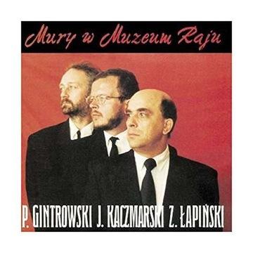Gintrowski, Качмарский, Лапинский Стены в... CD доставка товаров из Польши и Allegro на русском
