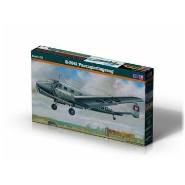 1:72 MISTERCRAFT F015 SI-204A PASSAGIERFLUGZEUG доставка товаров из Польши и Allegro на русском