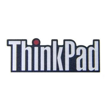 Наклейка с логотипом Lenovo ThinkPad 27 x 9 мм доставка товаров из Польши и Allegro на русском
