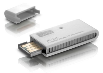 БЕСПРОВОДНОЙ АДАПТЕР wi-fi USB NETIS WF2111 150мб доставка товаров из Польши и Allegro на русском