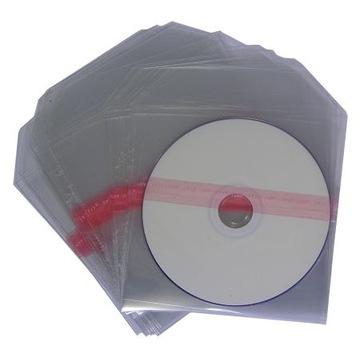 Конверты из Фольги на Мини-CD/DVD 100шт для вставки доставка товаров из Польши и Allegro на русском