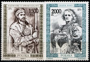 Fi 3213-14 ** - Счет королей и князей польских доставка товаров из Польши и Allegro на русском