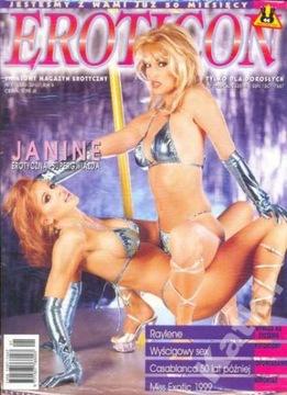 Eroticon nr 1 2000 Nowy egzemplarz