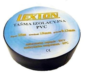 Лента Изоляционная ПВХ LEXTON 25 м x 19 мм Изоляция доставка товаров из Польши и Allegro на русском