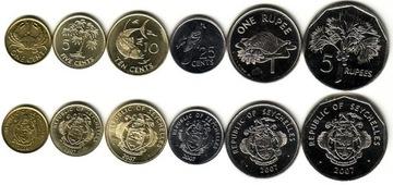 SESCHELE набор из 6 монет доставка товаров из Польши и Allegro на русском