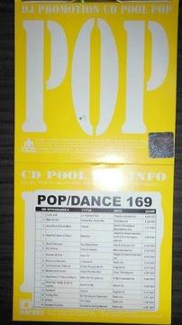 DJ Promotion CD Pool POP/Dance 169 - CD album доставка товаров из Польши и Allegro на русском