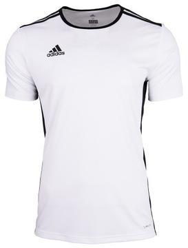 Adidas Футболка Мужская T-shirt Entrada 18 года. L доставка товаров из Польши и Allegro на русском