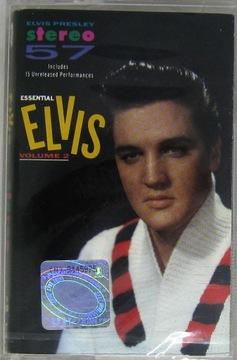 ELVIS PRESLEY-Stereo '57 (BEST 2) [кассета] ФОЛИЯ  доставка товаров из Польши и Allegro на русском