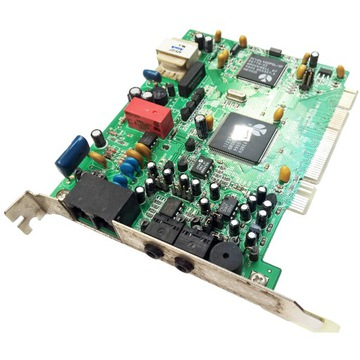 PCI модем 56K ZOLTRIX FM-5668 R3.1 100% ОК VdL доставка товаров из Польши и Allegro на русском