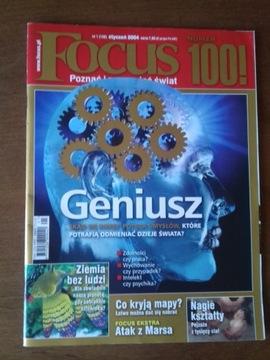 Издание журнала FOCUS № 100 (январь 2004) доставка товаров из Польши и Allegro на русском