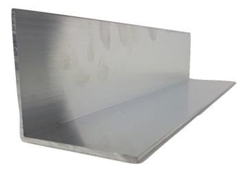 Уголок Алюминиевый 60 мм x 20 мм x 2 мм, длина 250 см доставка товаров из Польши и Allegro на русском