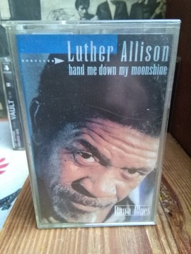 LUTHER ALLISON - HAND ME DOWN MY MOONSHINE - MC доставка товаров из Польши и Allegro на русском