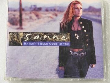 Sanne - Haven't I Been Good To You SINGIEL UK BDB+ доставка товаров из Польши и Allegro на русском