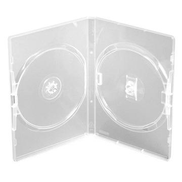 Коробки AMARAY CLEAR на 2-х DVD, 100 штук, 14 мм доставка товаров из Польши и Allegro на русском