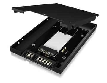 Корпус адаптер на жесткий диск SDD М. 2 до 2.5 дюйма SATA доставка товаров из Польши и Allegro на русском