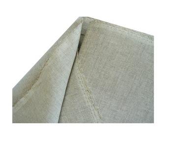 МАТЕРИАЛ 100% лен, натуральный, без 130gr/м, ширина 1,50 м доставка товаров из Польши и Allegro на русском