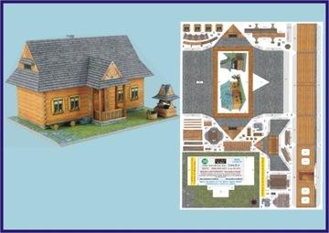 Модель для dzieci_Góralska Chata_Extra Модель доставка товаров из Польши и Allegro на русском