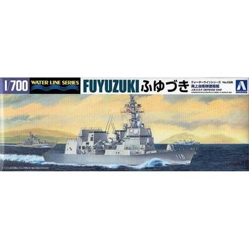 AOSHIMA 026 - JMSDF Defenseship DD-118 Fuyuzuki доставка товаров из Польши и Allegro на русском