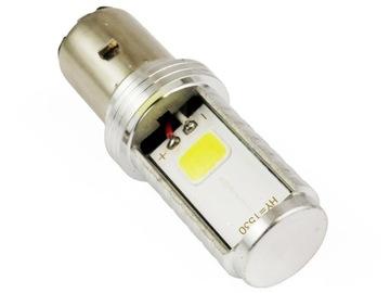 Лампа BA20D 35/35W S2 LED 1200LM МОТОЦИКЛ СКУТЕР доставка товаров из Польши и Allegro на русском