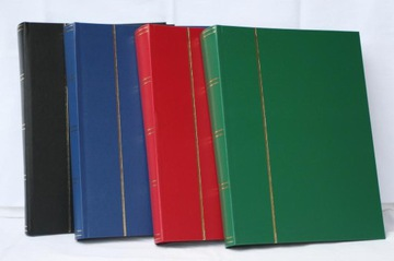Кластер для марок А4 - 60 страниц - Leuchtturm доставка товаров из Польши и Allegro на русском