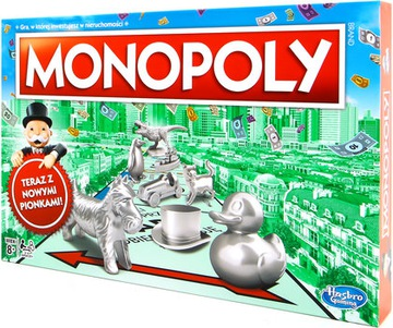 Monopoly 2017 Edition (настольная игра) доставка товаров из Польши и Allegro на русском
