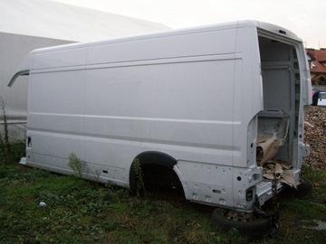 КРЫША FIAT DUCATO BOXER JUMPER 06-14 ОБШИВКА КРЫШИ