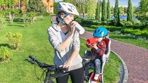 0b3cfabf58bb7b Fotelik rowerowy hamax kiss na Allegro - kupuj taniej online