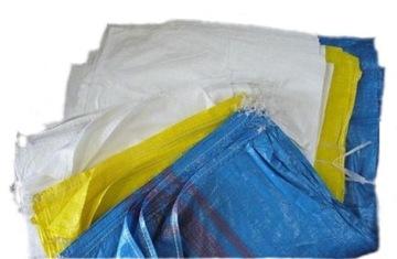 Tašky Bag 30kg 55x80cm Uhlie Eco-Peacons 100ks