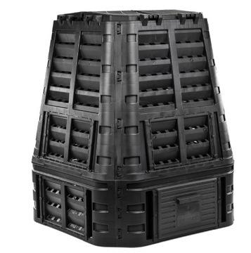 Composter 740L BLACK ECOSMART NOVINKA